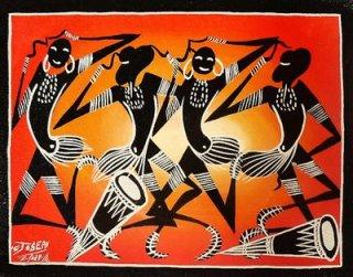 african art dance
