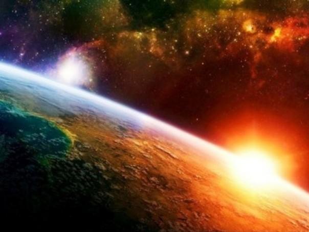 Cosmic Sunrise