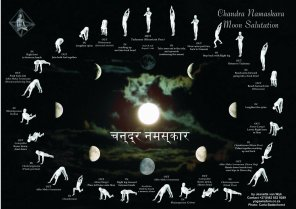 moon salutation yoga