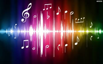 music vibration