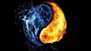 modern ying yang