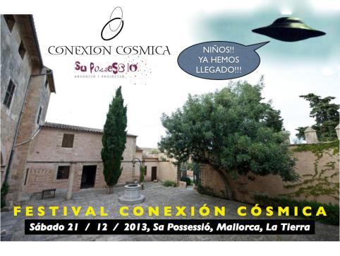 Conexión Cósmica Sa Possessio ad.001.001