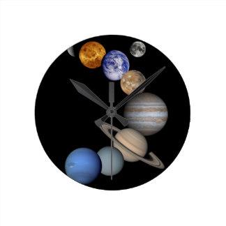 planetary clock10