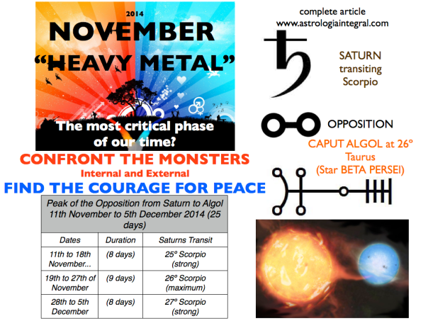 November Heavy Metal, Courage for Peace.001