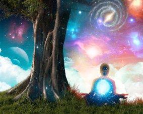 spring cosmic meditation