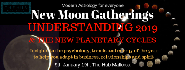 Astrology talk at the hub
